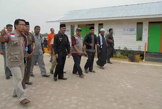 Tempati Shelter Baru, Pemerintah Sediakan 120 Kamar Rohingya di Aceh Utara