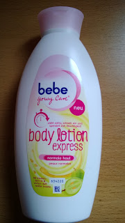 Bebe Young care Body lotion Express