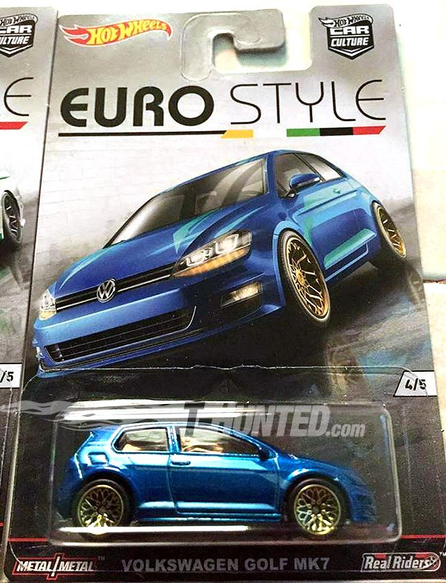 Euro Style Car Culture Series Joe S Diecast Shack