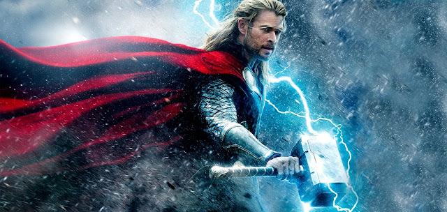 Thor The Dark World - Chris Hemsworth