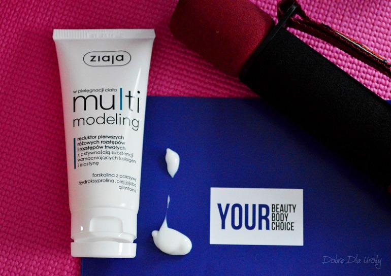 ShinyBox Your Beauty, Your Body, Your Choice! Ziaja Multimodeling Reduktor rozstępów