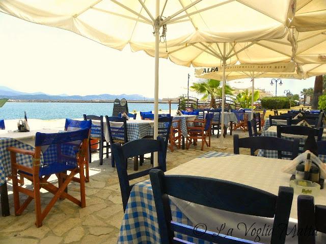 ristorante Maxim a Lixouri, isola di Cefalonia