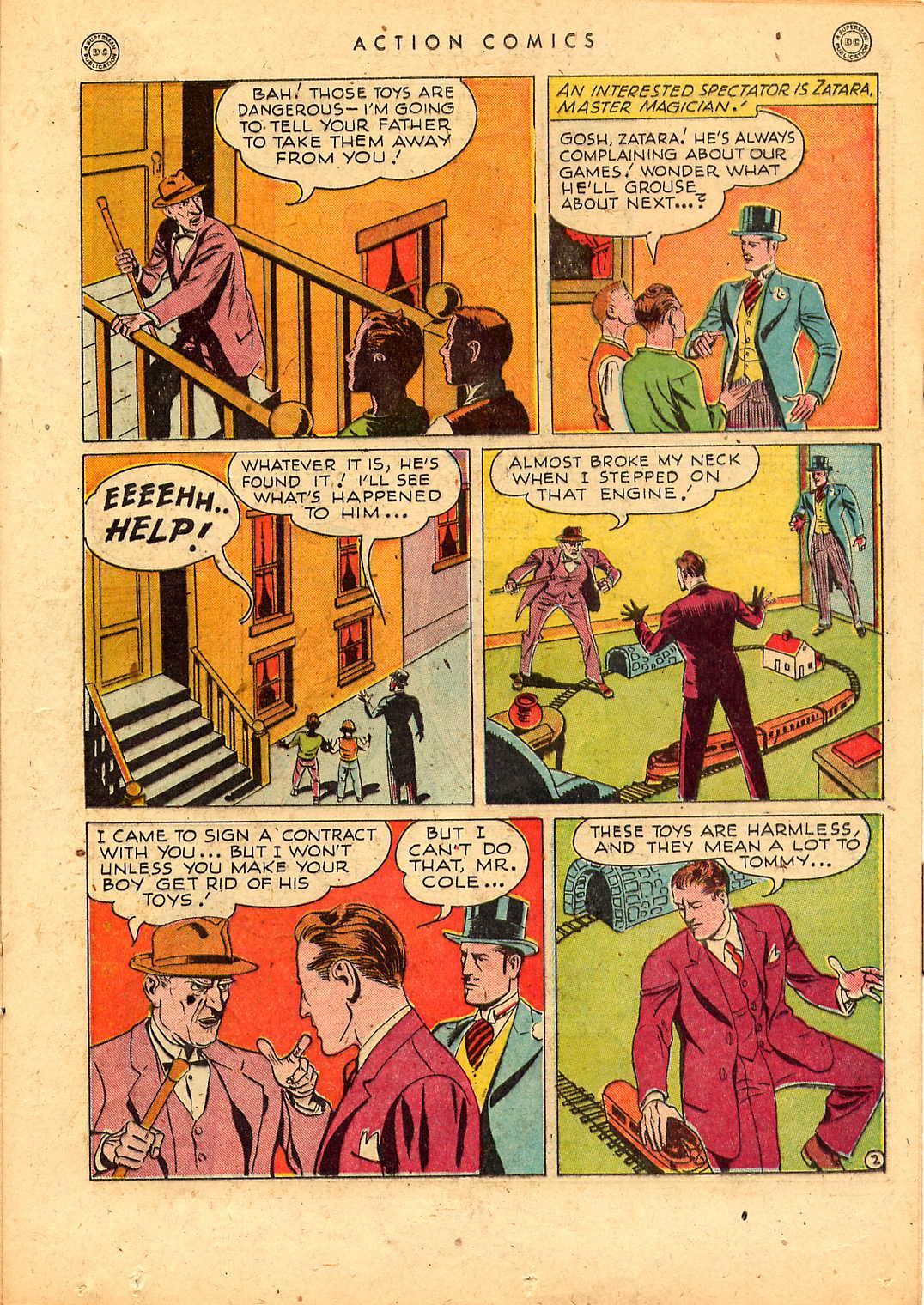 Action Comics (1938) 115 Page 23
