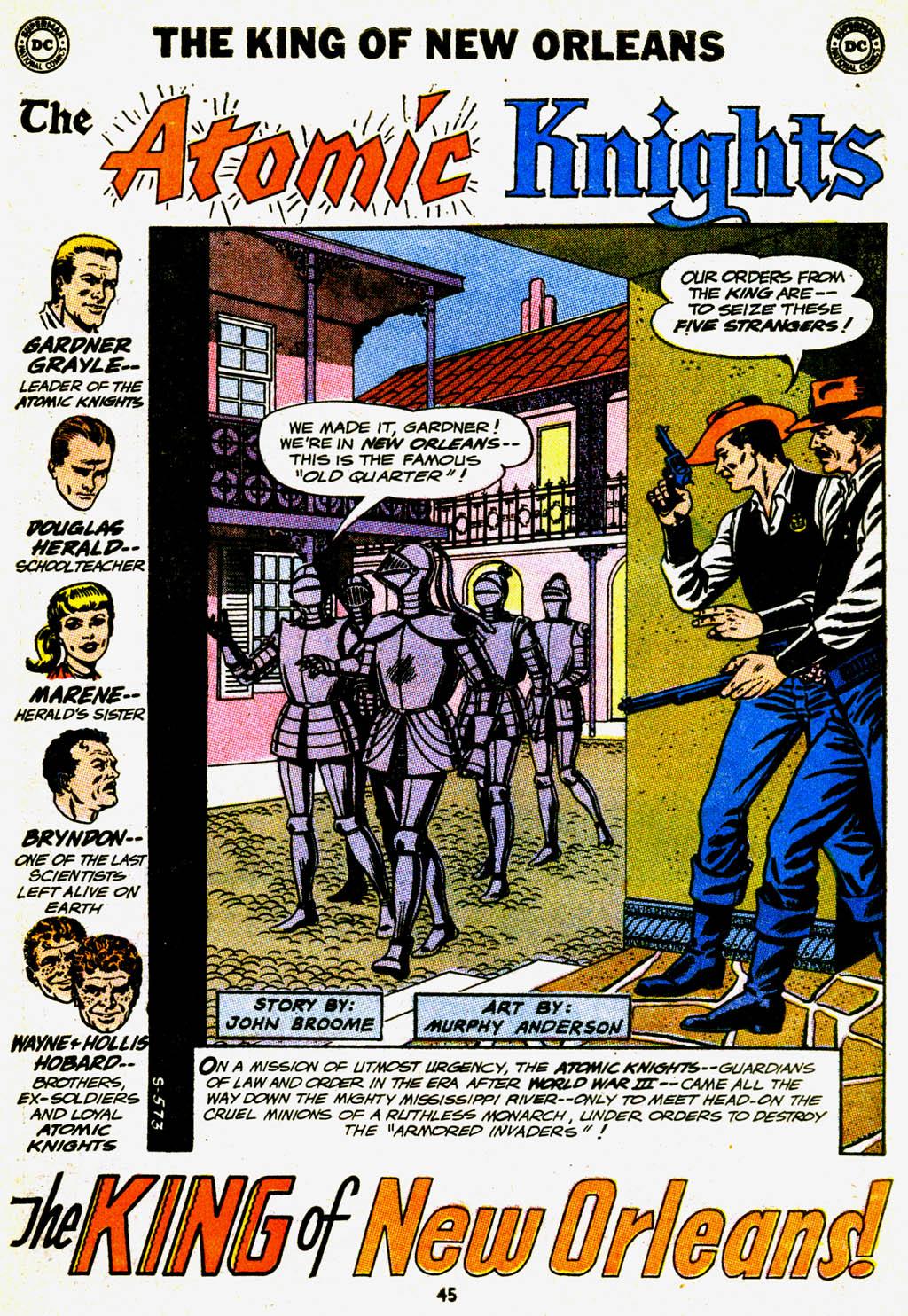 Strange Adventures (1950) issue 227 - Page 46