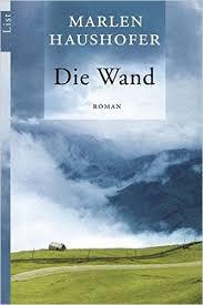 Marlen Haushofer Die Wand Cover List Verlag