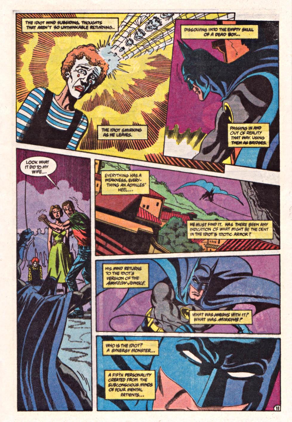 Detective Comics (1937) 640 Page 11