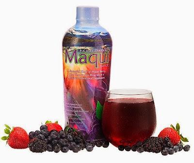 Bhip nước uống Maqui trẻ hoá đẹp da