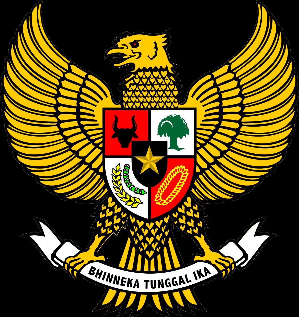 Garuda Pancasila Lambang Negara Indonesia - KARANG TARUANA ...