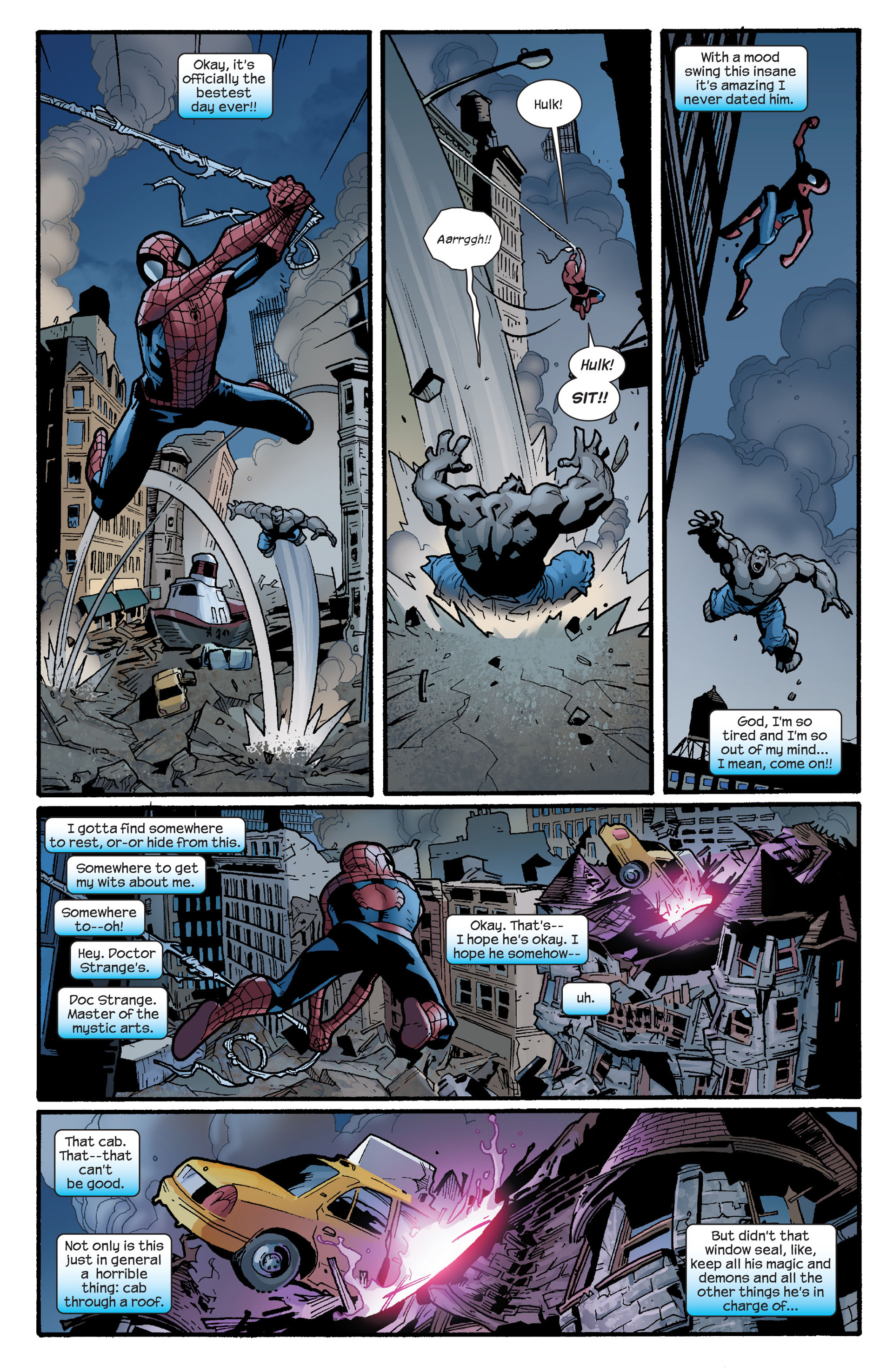 Read online Ultimate Spider-Man (2000) comic -  Issue #131 - 18