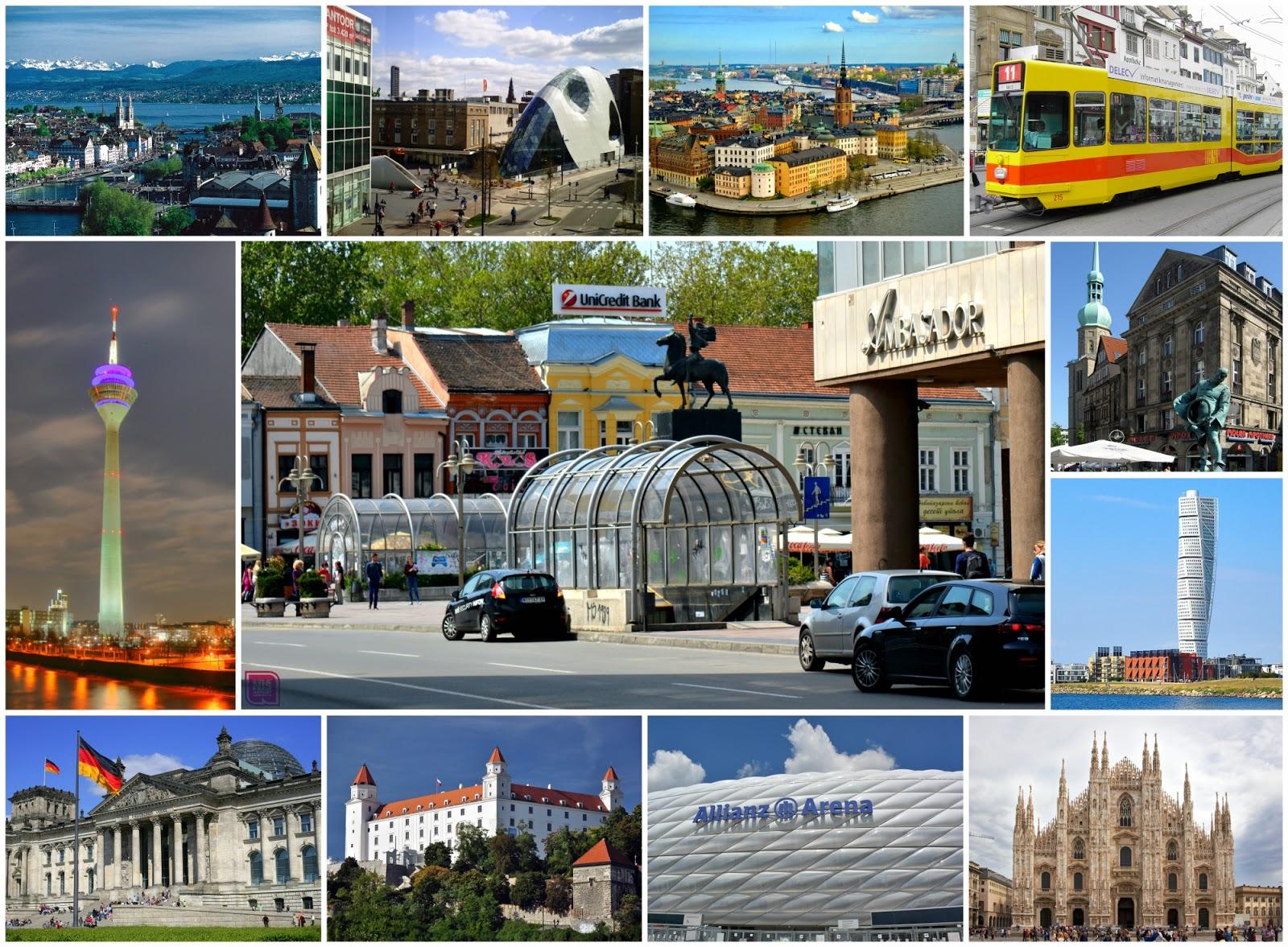 FLY FROM NIŠ: Sve o destinacijama iz Niša na jednom mestu