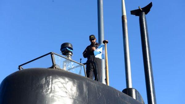 Armada argentina detecta ruido que podría ser del submarino