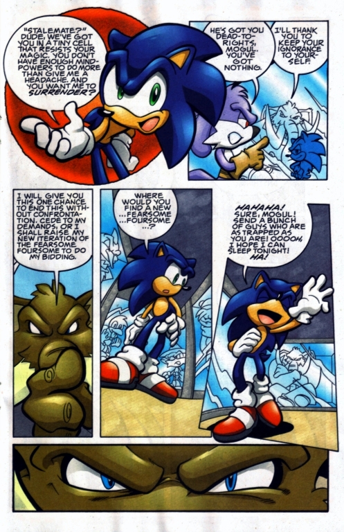Read online Sonic The Hedgehog comic -  Issue #185 - 8