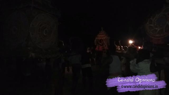 Hari Hara Bheta during Dola Jatra
