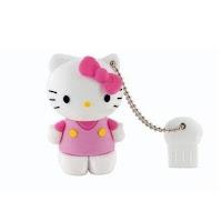 Pendrive da Hello Kitty (foto: Calda de Morango/reprodução)