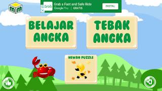 Aplikasi Android Belajar Membaca Untuk Anak Usia Dini 1