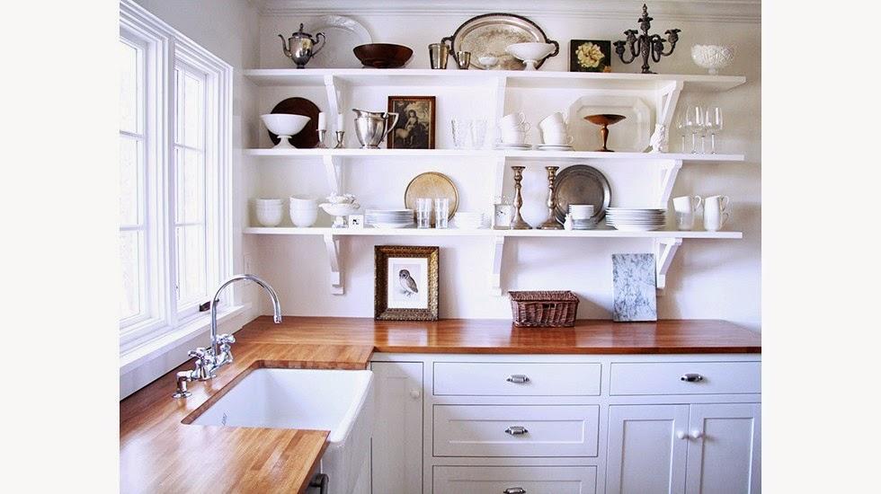 Desain Interior Dapur Cantik Yang Mungil