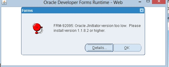 oracle janitor version 1.1.8.2