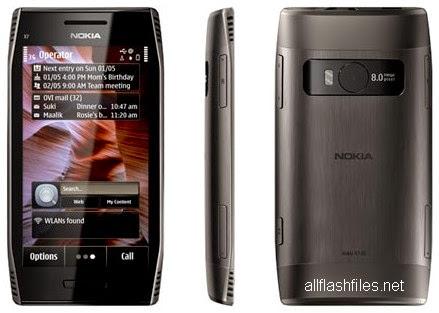 Nokia-X700-Firmware