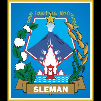 Logo Kabupaten Sleman PNG