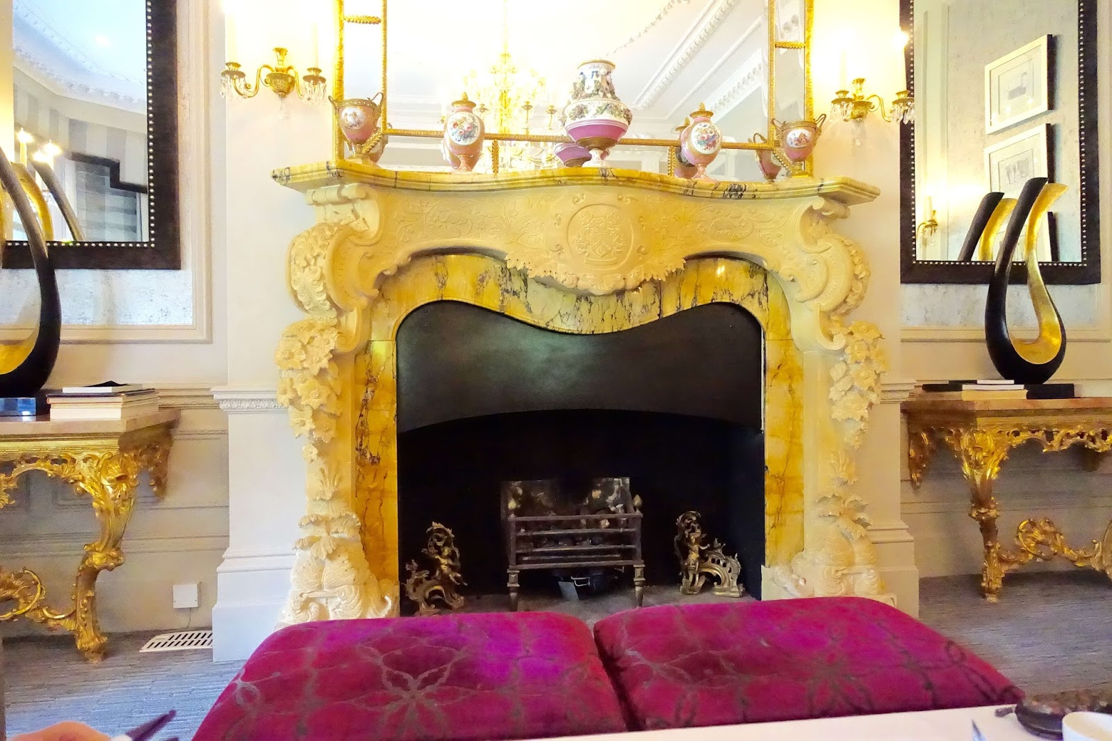 afternoon tea lounge and the boutique alexander house hotel and spa