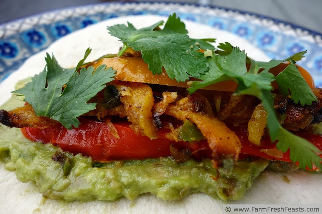 Roasted Winter Squash Tacos | Farm Fresh Feasts