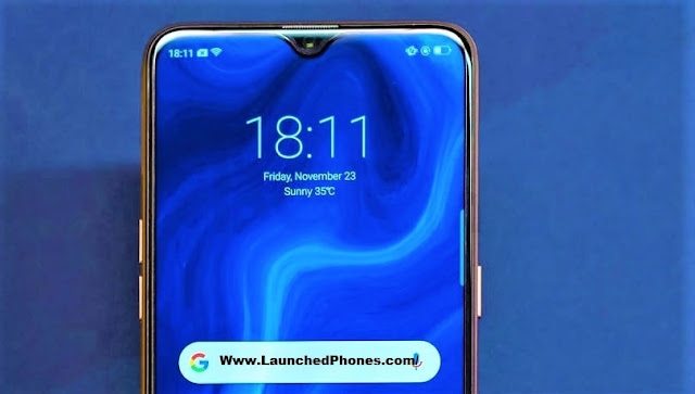 launched on Amazon equally the 5th as well as newest mobile hollo upwardly of the fellowship Oppo Realme U1 launched at online site Amazon