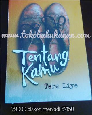 novel tentang kamu karya Tere Liye