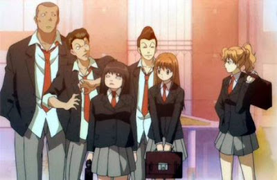 Resultado de imagem para itazura na kiss anime