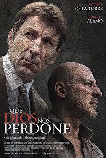 Cartel oficial español: Que Dios nos perdone (2015)