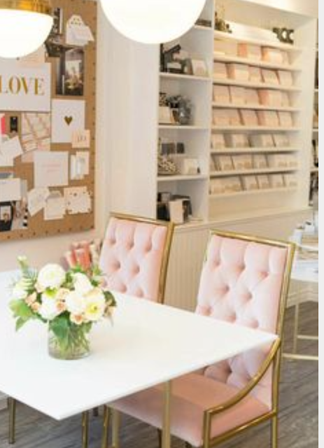 Sugar Paper boutique makeover by Shannon Wollack and Brittany Zwickl of Life.Style
