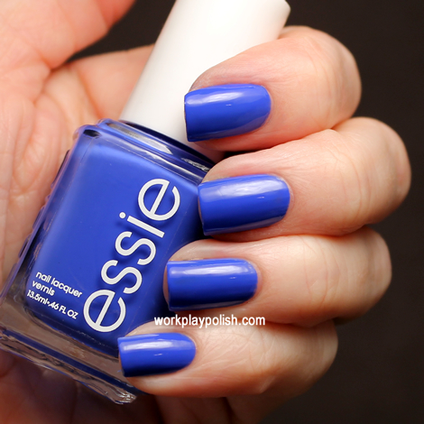 Essie 2012 Leading Lady Collection: Butler Please (work / play / polish)