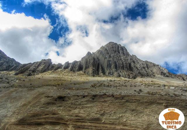 Montañas en Chaucha