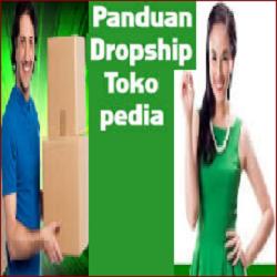 cara menjadi dropship di tokopedia