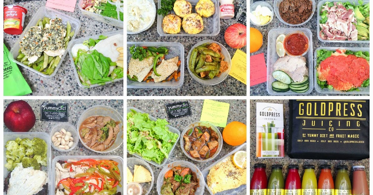 Best Diet Food Delivery Service Philippines