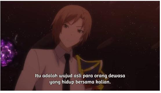Download Anime Qualidea Code Episode 11 [Subtitle Indonesia]