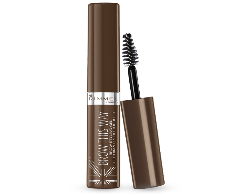 Review Rimmel London Brow This Way Eyebrow Gel Spoilt
