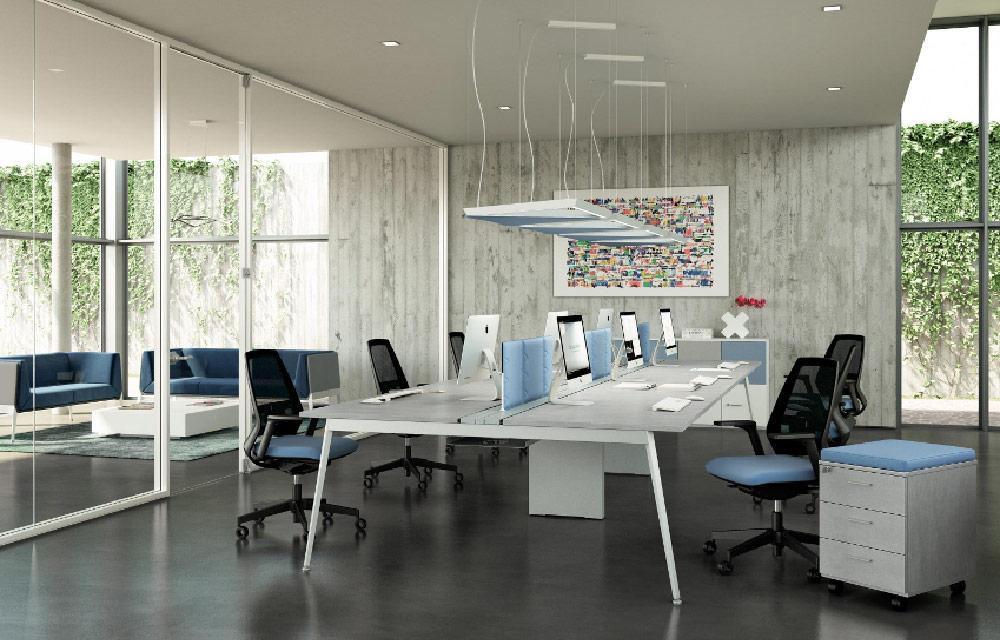 Quadrifoglio Mobili Per Ufficio.Mobili Per Ufficio Come Trovare La Giusta Sinergia Tra Design E