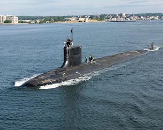 Kapal Selam Bertenaga Nuklir Virginia Class