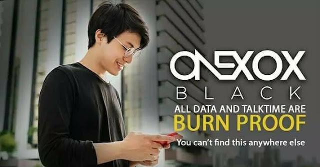 Onexox Black
