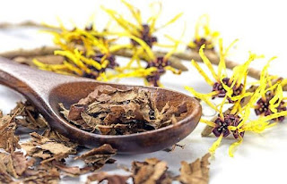 witch hazel for body odor