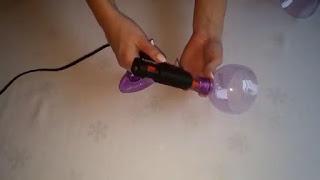 Membuat Tempat Lilin dari Botol Bekas senidri