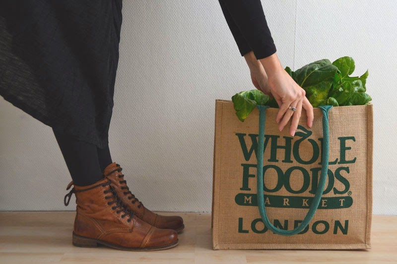 whole foods market tote bag londres