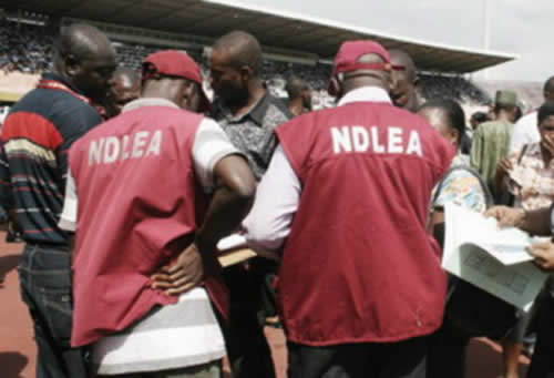NDLEA accuses suspect of swallowing 127 wraps of heroin