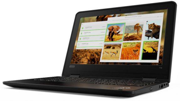 Lenovo Thinkpad 11e And 11e Yoga 300e 500e Chromebook Launched