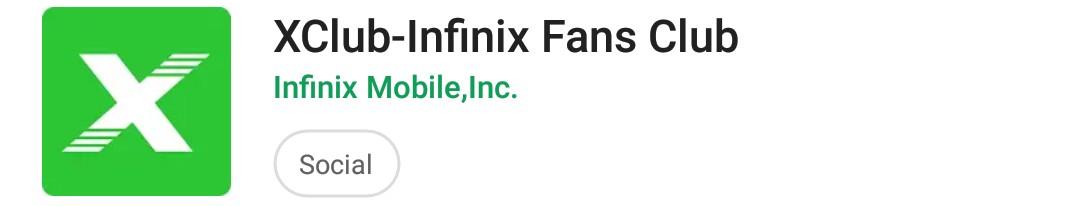 Download Infinix Xclub