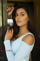 Anisha Ambrose Latest Pos Skirt at Fashion Designer Son of Ladies Tailor Movie Interview .COM 1145.JPG