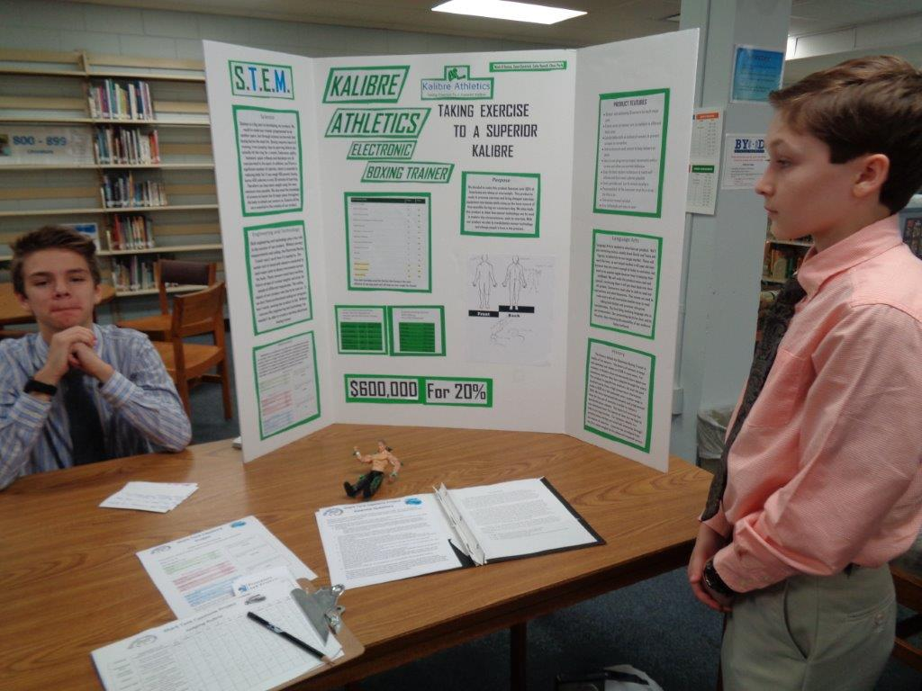 Capstone Project Ideas For Middle School Sample Capstone