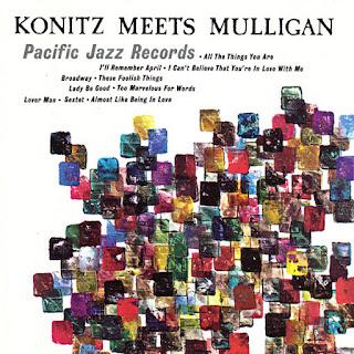 Lee Konitz, Konitz Meets Mulligan