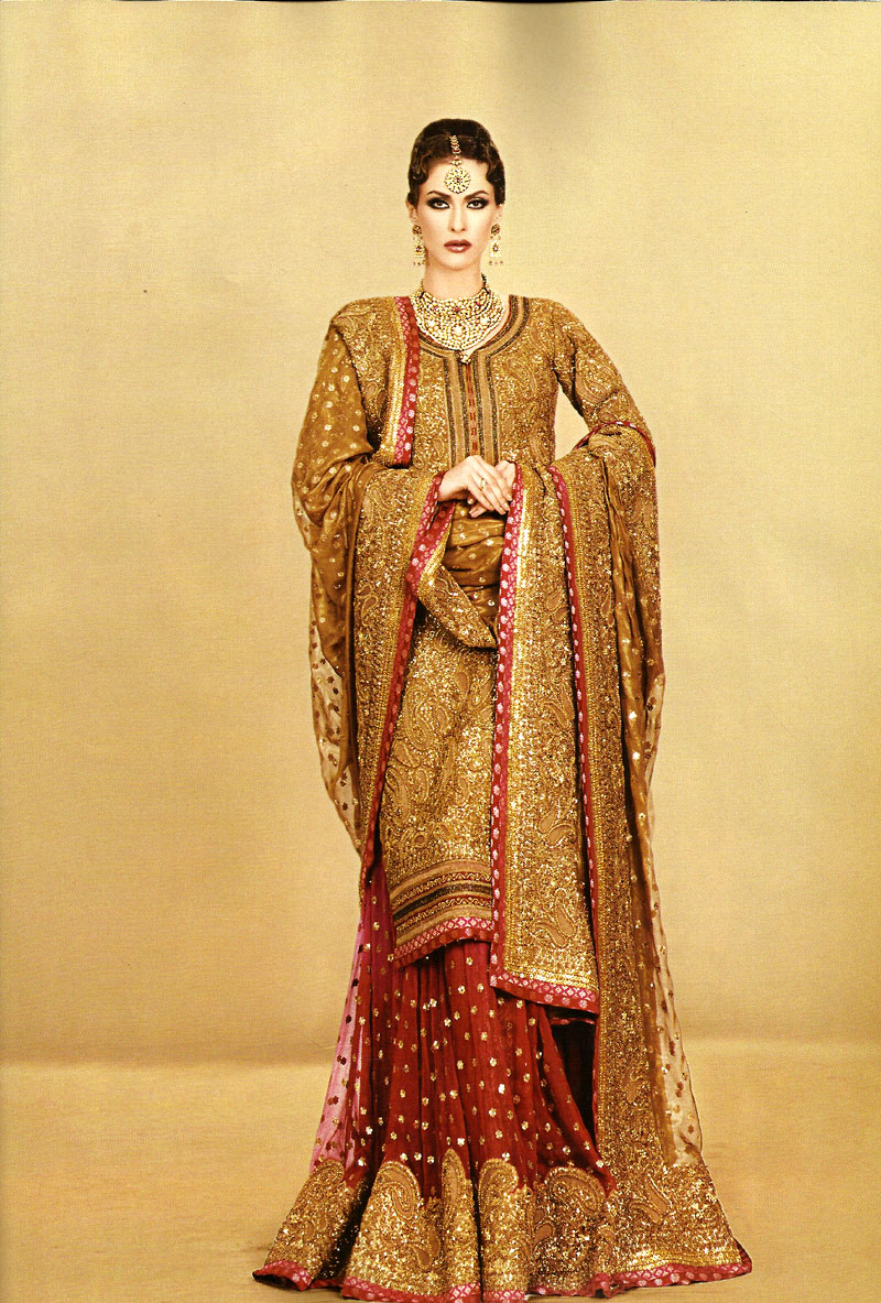 Everything For Women Fashion 15 Stylish Bridal Gharara