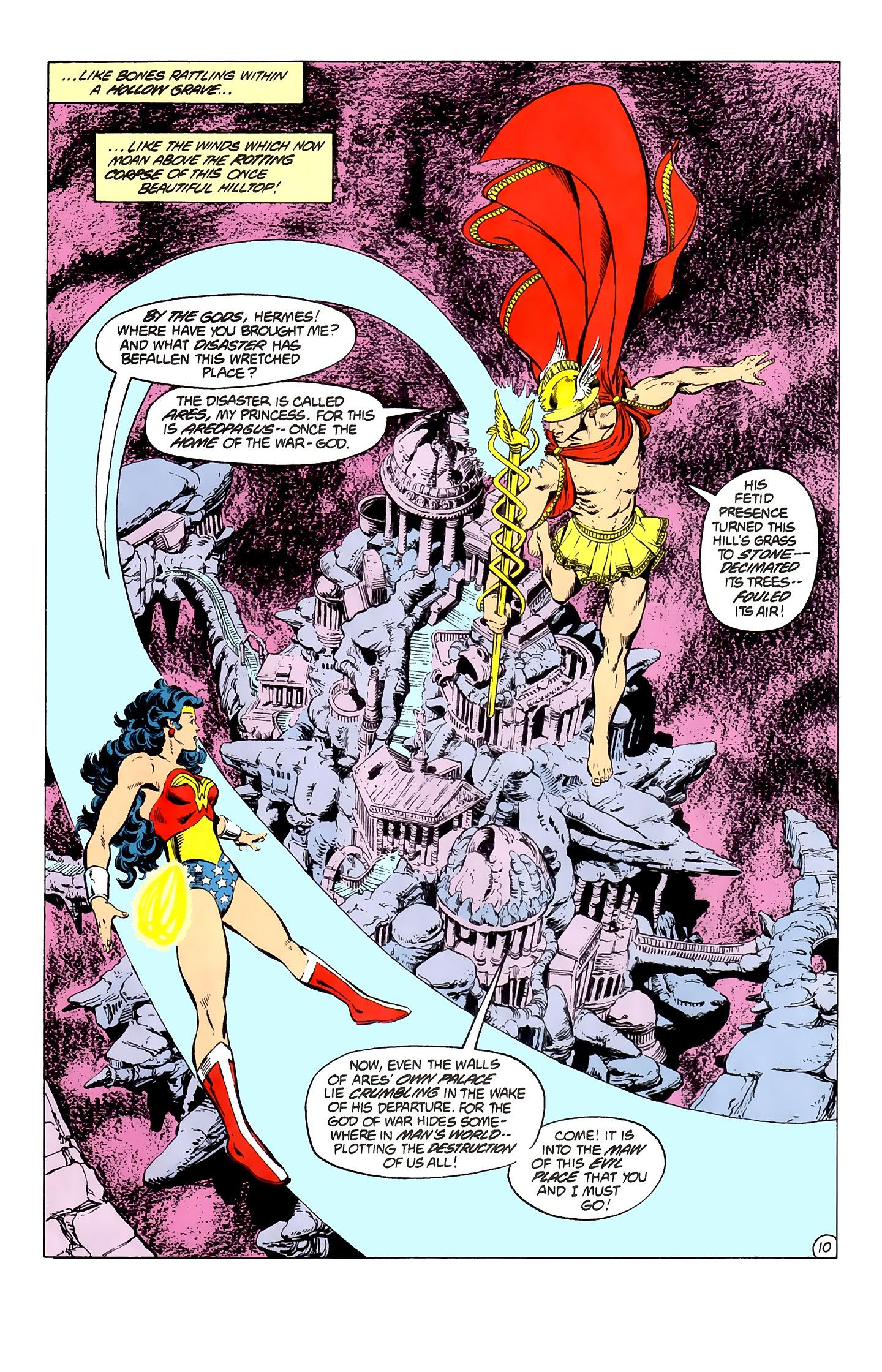 Read online Wonder Woman (1987) comic -  Issue #2 - 11